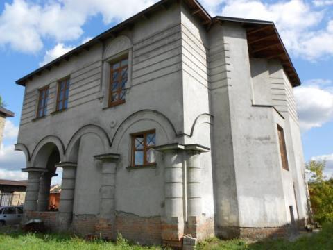 2-х этажный дом по ул. 2-я Лыковская в коттеджном п. Городская усадьба