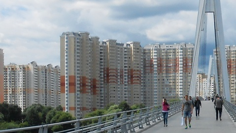 Красногорск, 3-х комнатная квартира, Красногорский бульвар д.дом 26, 9523750 руб.