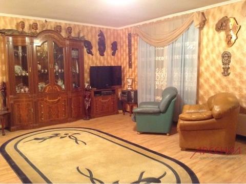 """4-комнатная квартира, 185 кв.м., в ЖК """"Фортуна"""""""