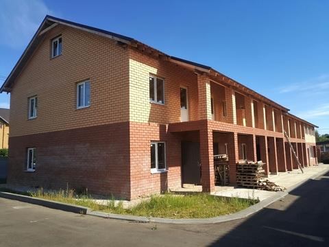 Таунхаус 135 кв.м. на участке земли 1 сотка в д. Белозерово