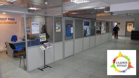 Офисные помещения в бизнес-центре