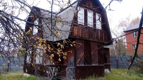 Дом Егорьевское шоссе, д. Осеченки,