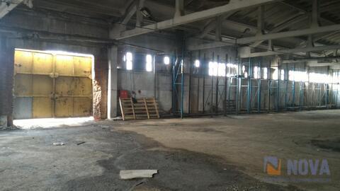 Недорогое производственно-складское помещение в аренду 1000 м2