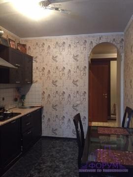 1-квартира Королев мкр. Первомайский ул. Лесная 1а. Мебель, техника.