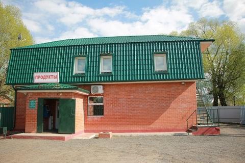 Магазин в Домодедово, мкр. Б.Столбы, д. Меткино