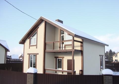 Продаётся новый дом 155 кв.м с участком 8 сот. в пос. Подосинки