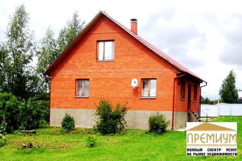 Дом 100 м2 в д. Фоминка Ступинский район