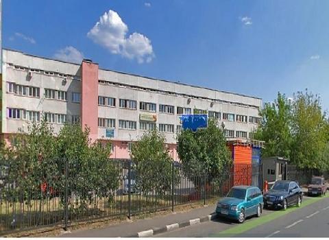 Складской комплекс в Шатуре