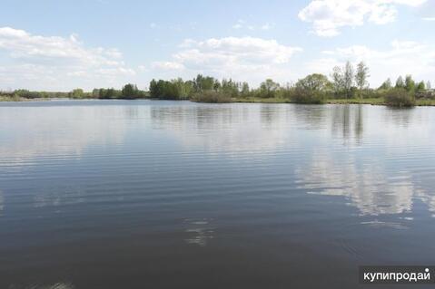 Участок ИЖС у реки