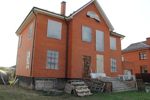 Продам новый кирпичный дом в с. Чанки.