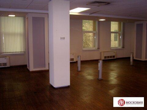 Аренда офисного помещения в бц класса В+, м. Автозаводская