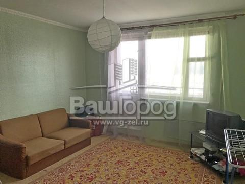 Продажа большой 1 ком квартиры в Зеленограде, корпус 1418