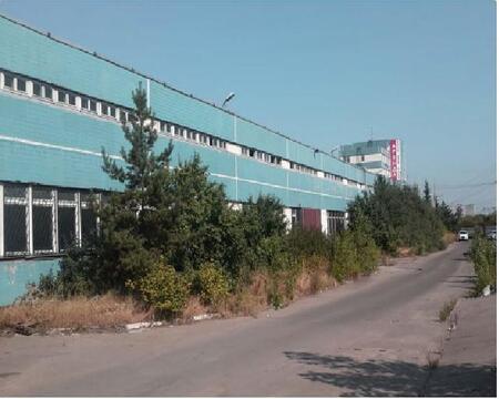 Склад в складском комплексе, Чагинская