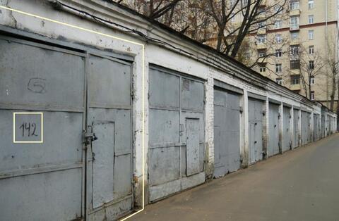 Гараж 15,8 г. Москва, ш. Энтузиастов, 76с3