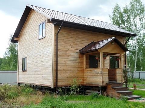 Дача в Павлово-Посадском районе, деревня Чисто-Перхурово