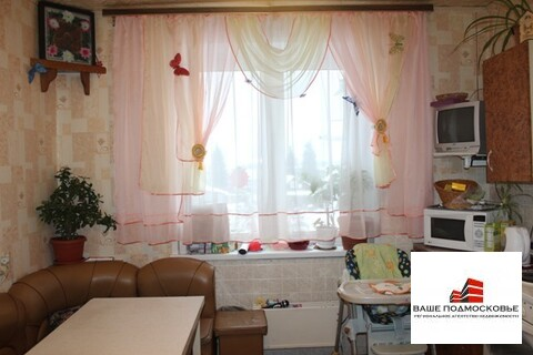Трехкомнатная квартира в деревне Большое Гридино