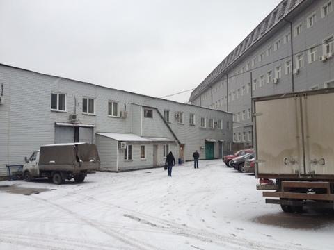 Складской комплекс 3000 кв. м. Огородный проезд.