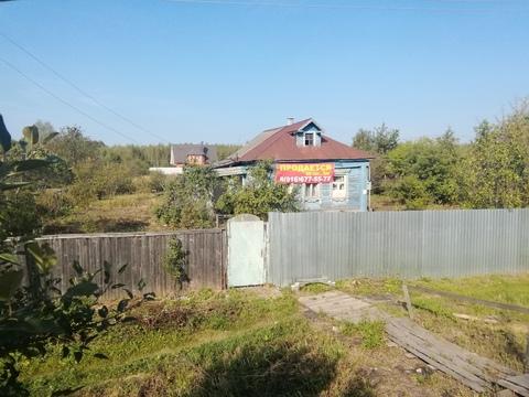Дом для ПМЖ в деревне Трубино Щелковского района 28 км от МКАД
