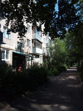 3 х комнатная квартира Электросталь г, Победы ул, 20, корп 2