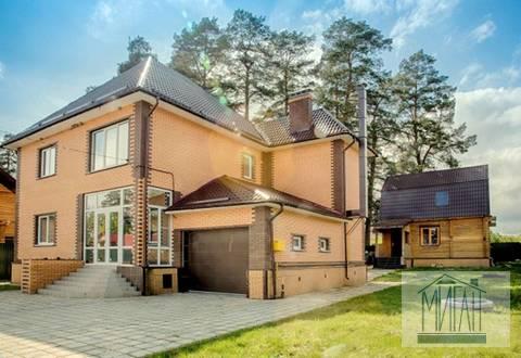 Великолепный дом в СНТ Лубянка.