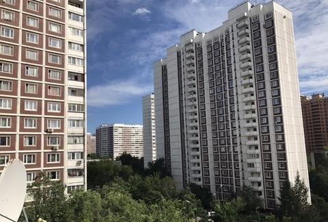 Москва, 1-но комнатная квартира, ул. Академика Пилюгина д.26 к3, 7400000 руб.