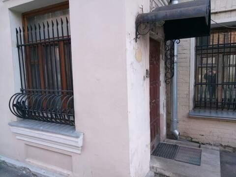Продажа офиса 57м2 Трёхпрудный переулок,6.Огороженная территория
