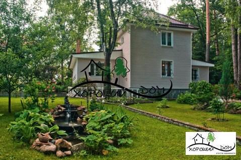 Продается элитный особняк 196 кв.м. на 27 сотках в центре Зеленограда
