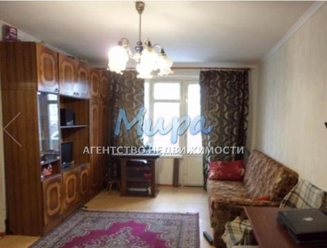 Продается однакомнатная квартира. 5 минут пешком от метро Свиблово.Ря
