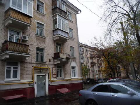 2-х к.кв. 50 кв.м - м. Кожуховская, ул. Петра Романова, 9