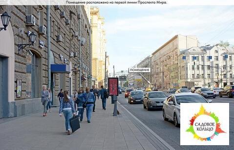 Продажа торгового помещения, м. Рижская, Мира пр-кт.