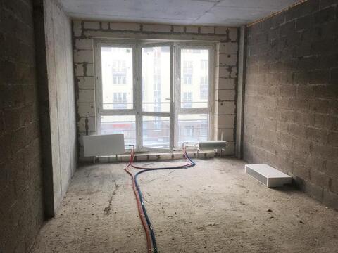 1-комнатная квартира, 28 кв.м., в ЖК «Красногорский»