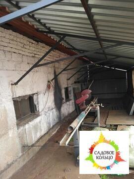 Теплое, отапливаемое помещение, ворота 3 на 2,1 метр, пол бетон, усн