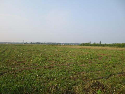 Земельный участок 10 сот. в д. Б. Грызлово для ЛПХ. Серпуховской р-он