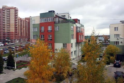 Квартира с евроремонтом в малоэтажном ЖК Радужный, Троицк