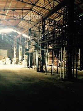 Под склад, ангар, неотапл, раб. сост, выс. пот. 12 м на территории