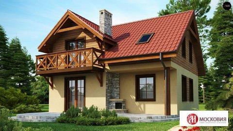 Дом 112 кв.м. на земельном участке 12 соток в Новой Москве кп Подолье