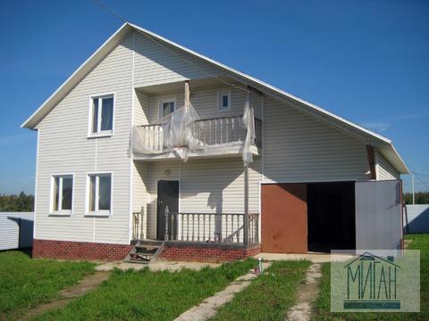 Великолепный дом в деревне, 43 км от МКАД по Дмитровскому шоссе.
