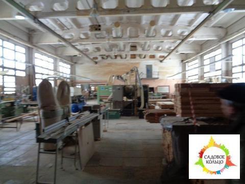 Отапливаемое складское помещение 1320 м2