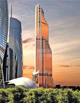 Апартаменты в Башне Меркурий 201.7 м2 46 этаж