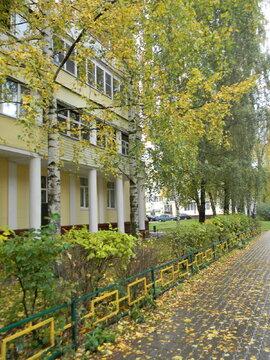 Уникальная квартира 99 кв.м. скамином + балкон 17 кв.м.в Химках!