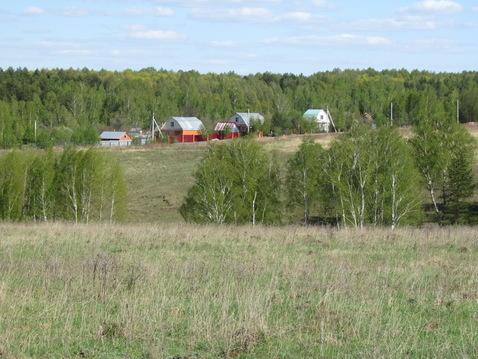 Продается земельный участок в деревне Лазаревка Каширского района