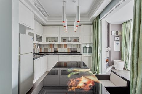 """2-комнатная квартира, 83 кв.м., в ЖК """"Мосфильмовский"""""""