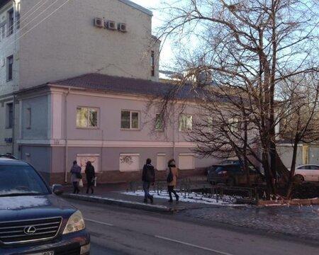 Здание целиком 330 кв. м, Б. Сухаревский пер, 17с4.