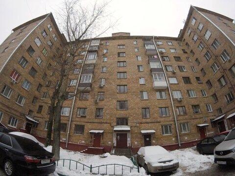 Продается трехкомнатная квартира (Москва, м.Кожуховская)