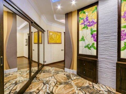 """4-комнатная квартира, 225 кв.м., в ЖК """"Континенталь"""""""