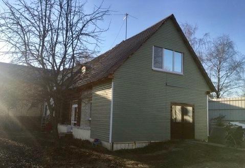 Продается дом и земельный участок в г. Пушкино, 2-й Оранжерейный пр-д