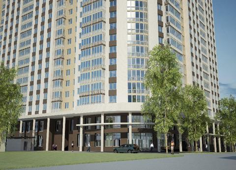 3-комнатная квартира, 130 кв.м., в ЖК на ул. Тургенева, 13