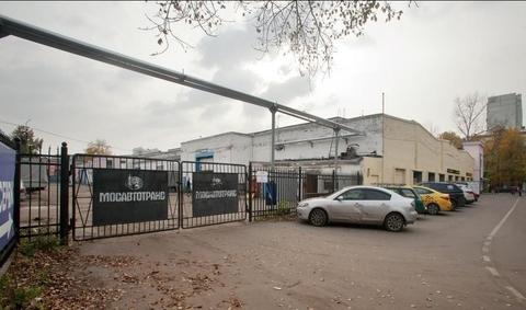 Отдельно стоящее здание склада, Авиамоторная
