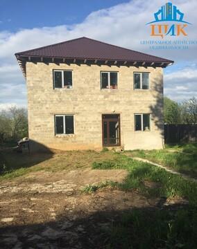 Продается шикарный дом 202 м.кв. в д. Думино