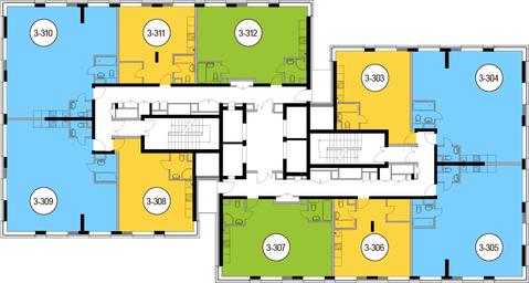 Москва, 1-но комнатная квартира, Головинское ш. д.10, 8768250 руб.